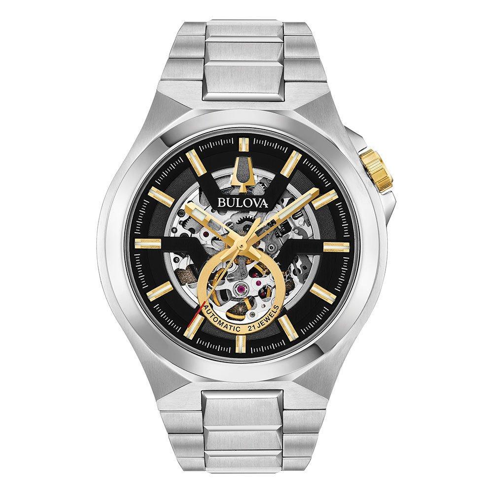 Bulova Maquina Automatic Men's Watch