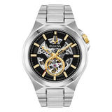 Bulova Maquina Automatic Men's Watch