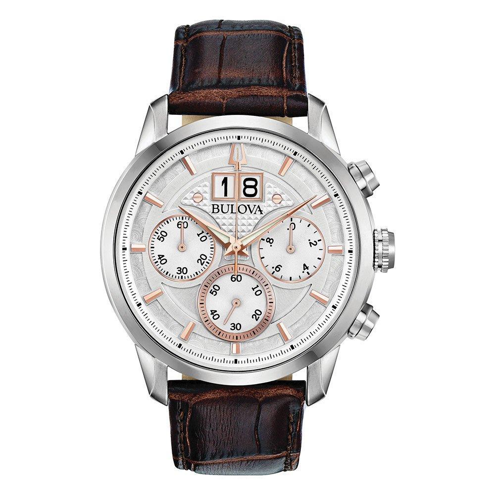 Bulova Classic Chronograph Men's Watch