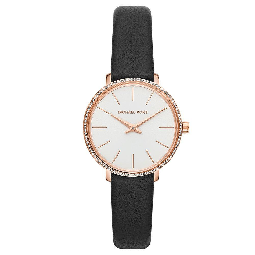 Michael Kors Mini Pyper Rose Gold Tone Ladies Watch