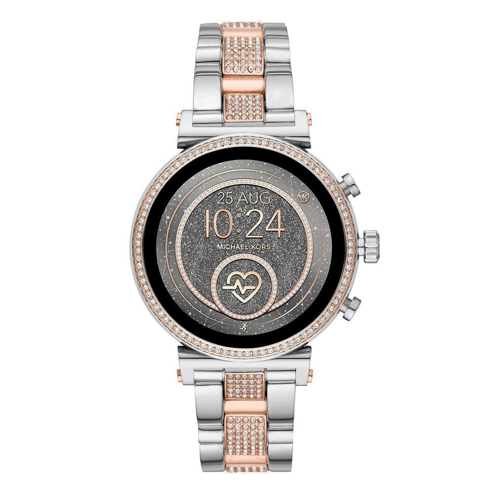 Michael Kors Access Sofie Heart Rate Two Colour Ladies Smartwatch