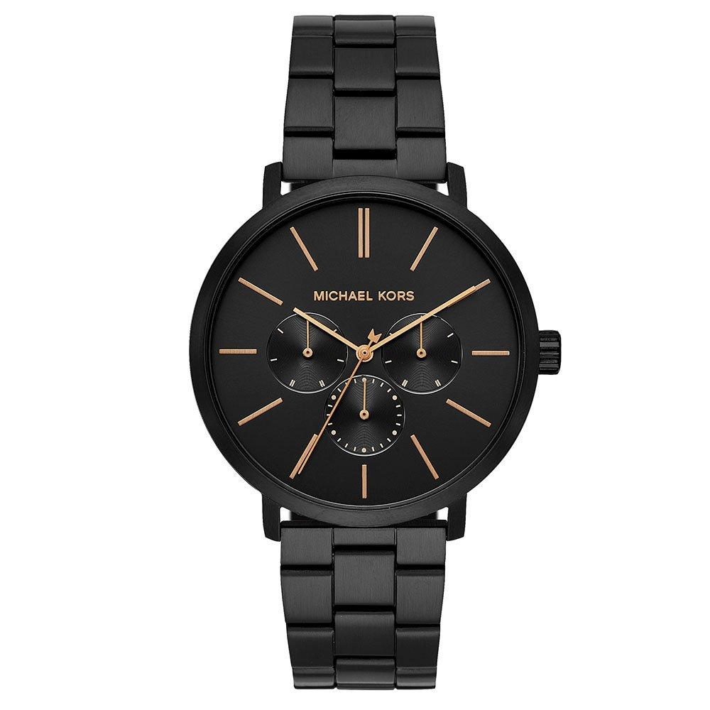 Michael Kors Blake Black Ion Plated Men's Watch