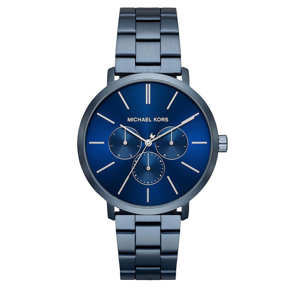 Michael Kors Blake Blue Ion Plated Men's Watch
