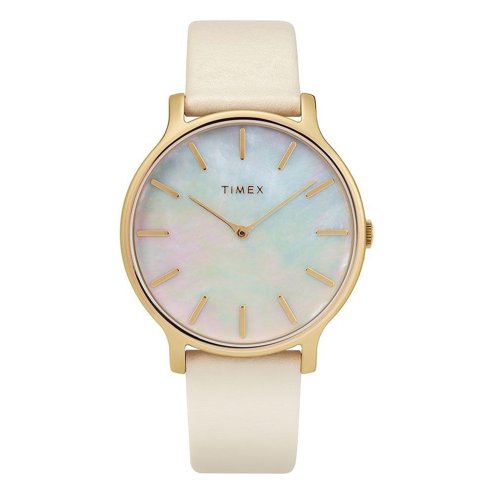 Timex Transcend Gold Tone Ladies Watch