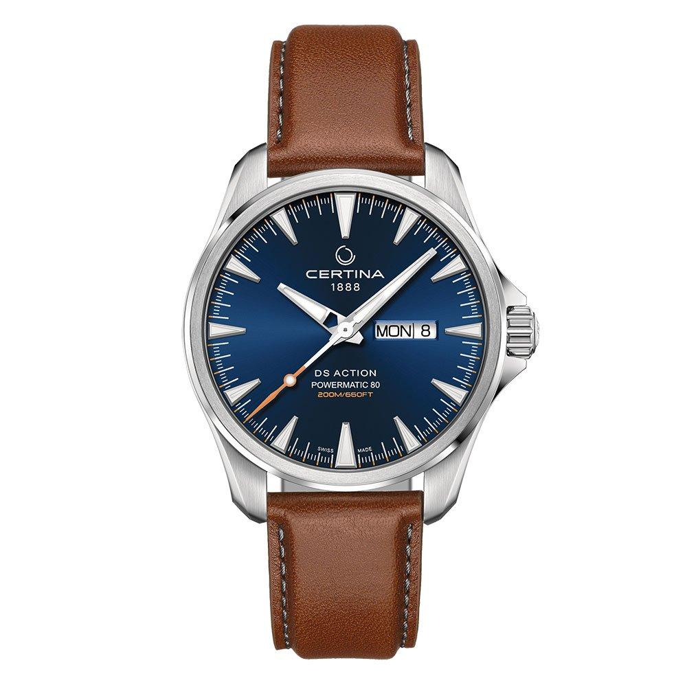 Certina DS Action Day-Date Powermatic 80 Automatic Men's Watch