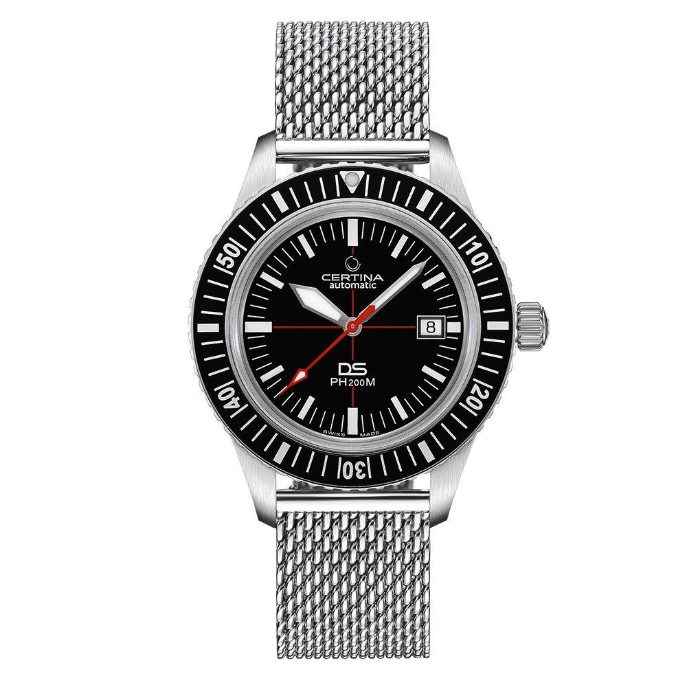 Certina DS Heritage Automatic Mesh Men's Watch