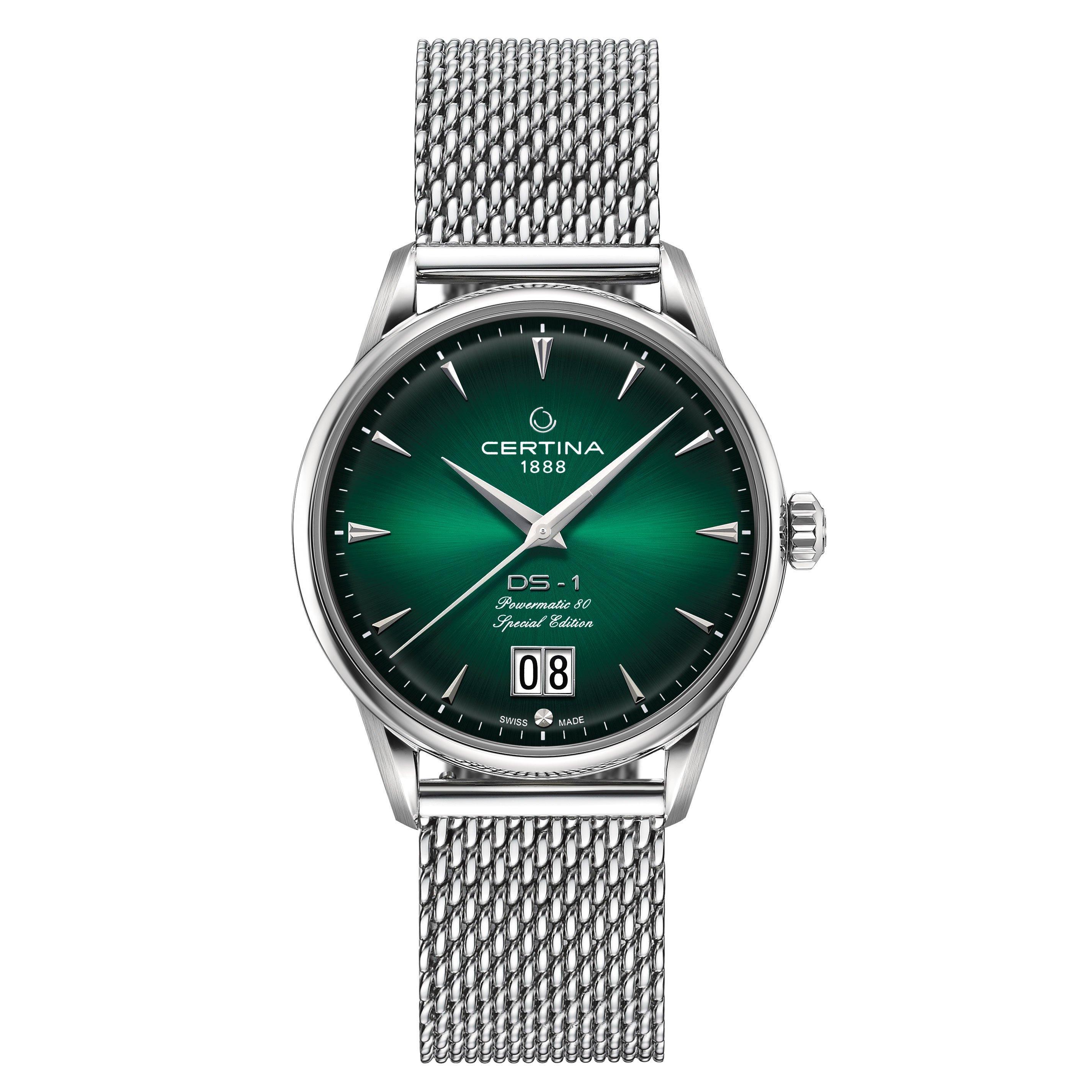 Certina DS-1 Big Date Powermatic 80 Special Edition Men's Watch