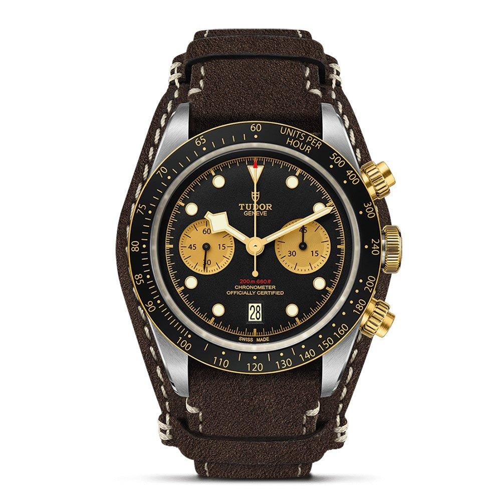 Tudor Black Bay S&G Automatic Chronograph Men's Watch