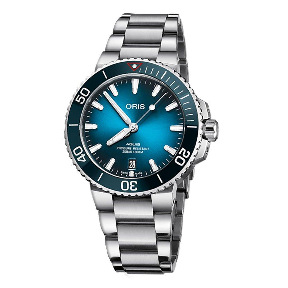 Oris Aquis Great Clean Ocean Limited Edition Automatic Men's Watch
