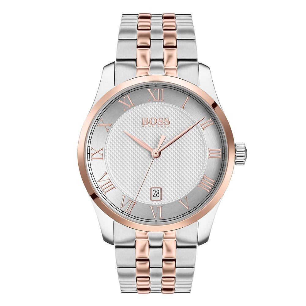Hugo Boss Master Two Tone Men's Watch