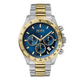 Hugo Boss Hero Sport Lux Steel And Gold Tone Men's Watch