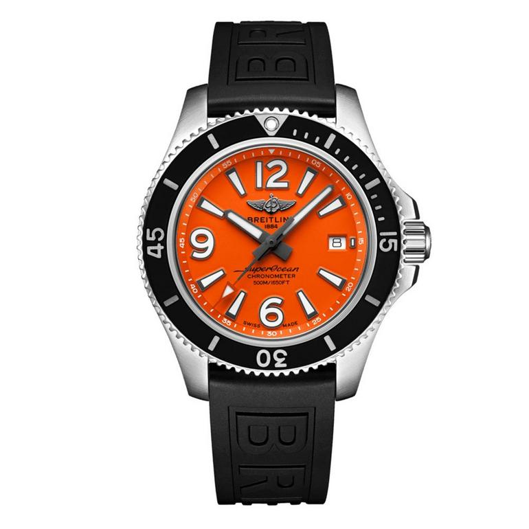 OBreitling Superocean 42 Automatic Watch