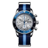 Breitling Superocean Heritage II Limited Edition Ocean Conservancy Automatic Chronograph Men's Watch
