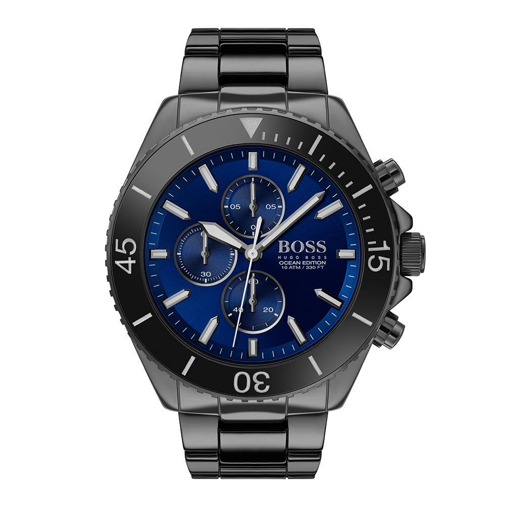 Hugo Boss Ocean Edition Ceramic Black Men's Watch