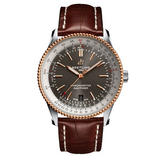 Breitling Navitimer Automatic 41 Steel and Rose Gold Watch