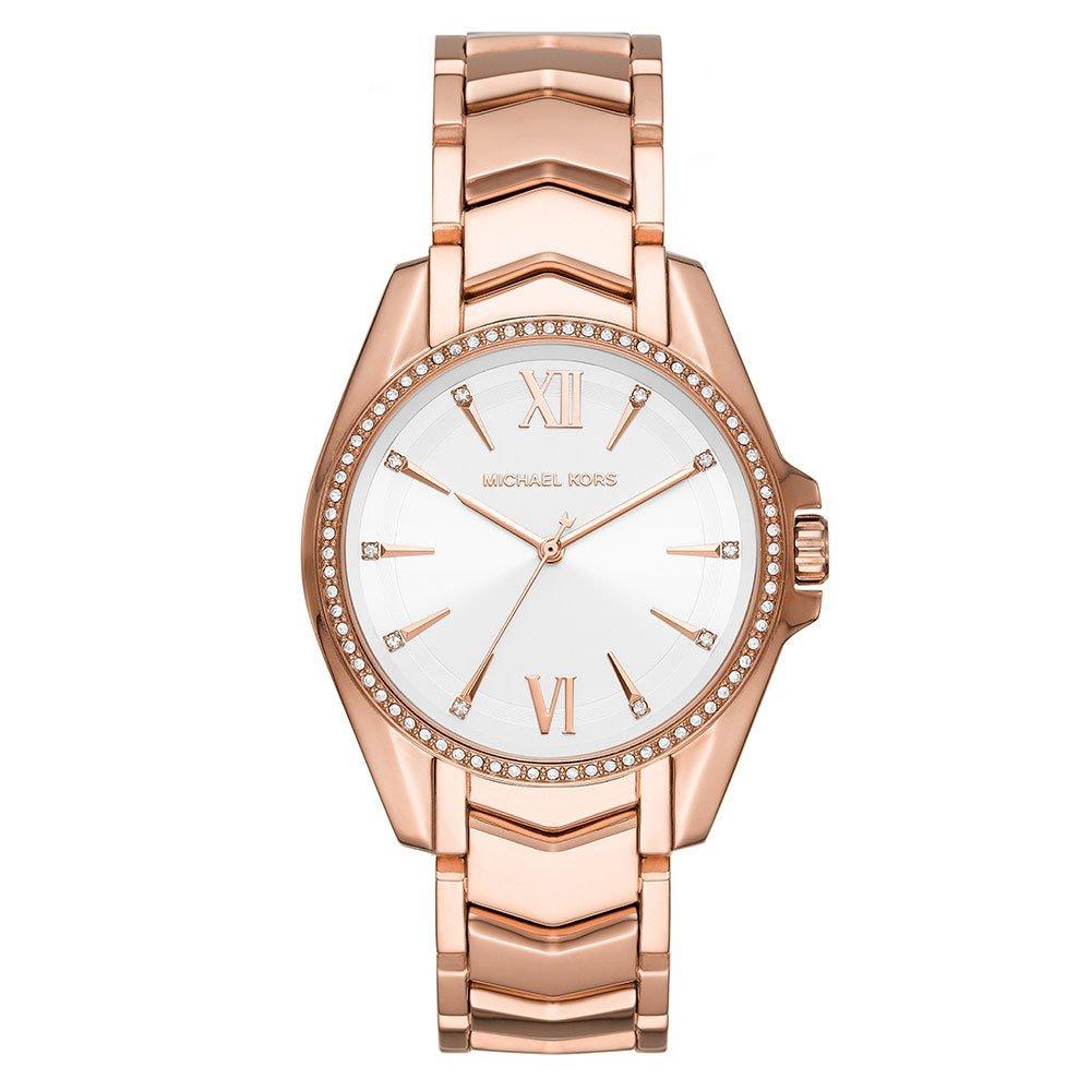 Michael Kors Whitney Rose Gold Tone Ladies Watch
