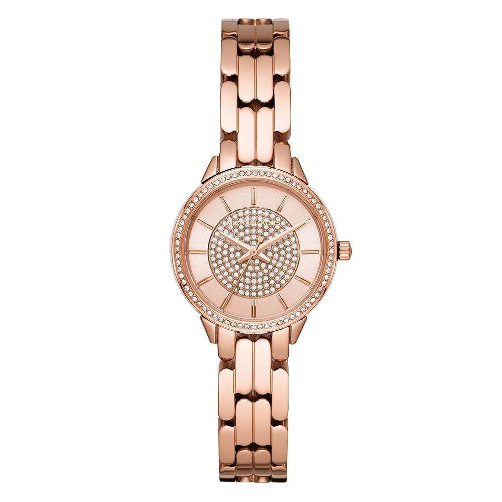 Michael Kors Allie Rose Tone Ladies Watch