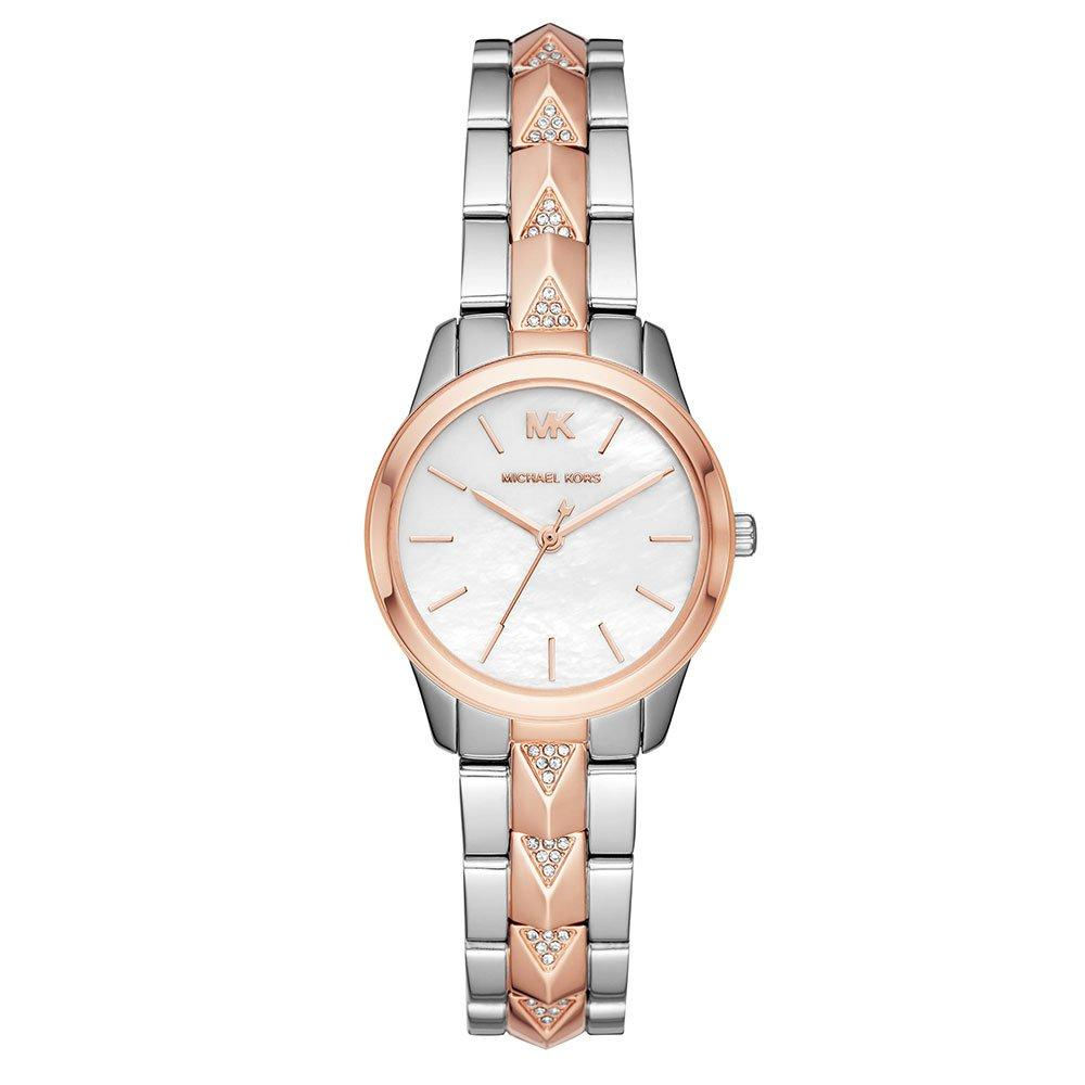Michael Kors Runway Mercer Two Colour Ladies Watch