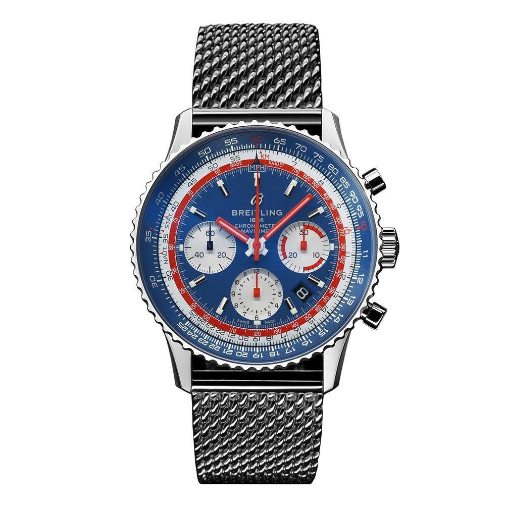 Breitling Navitimer B01 Chronograph 43 Pan Am Edition Men's Watch