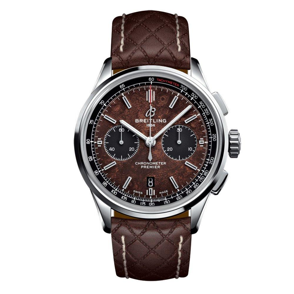 Breitling Premier B01 Chronograph 42 Bentley Centenary Limited Edition Men's Watch