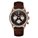 Breitling Navitimer 1959 Limited Edition 18ct Red Gold Automatic Chronograph Men's Watch