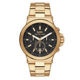 Michael Kors Dylan Gold Tone Chronograph Men's Watch