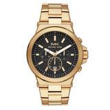Michael Kors Dylan Gold Tone Chronograph Men's Watch