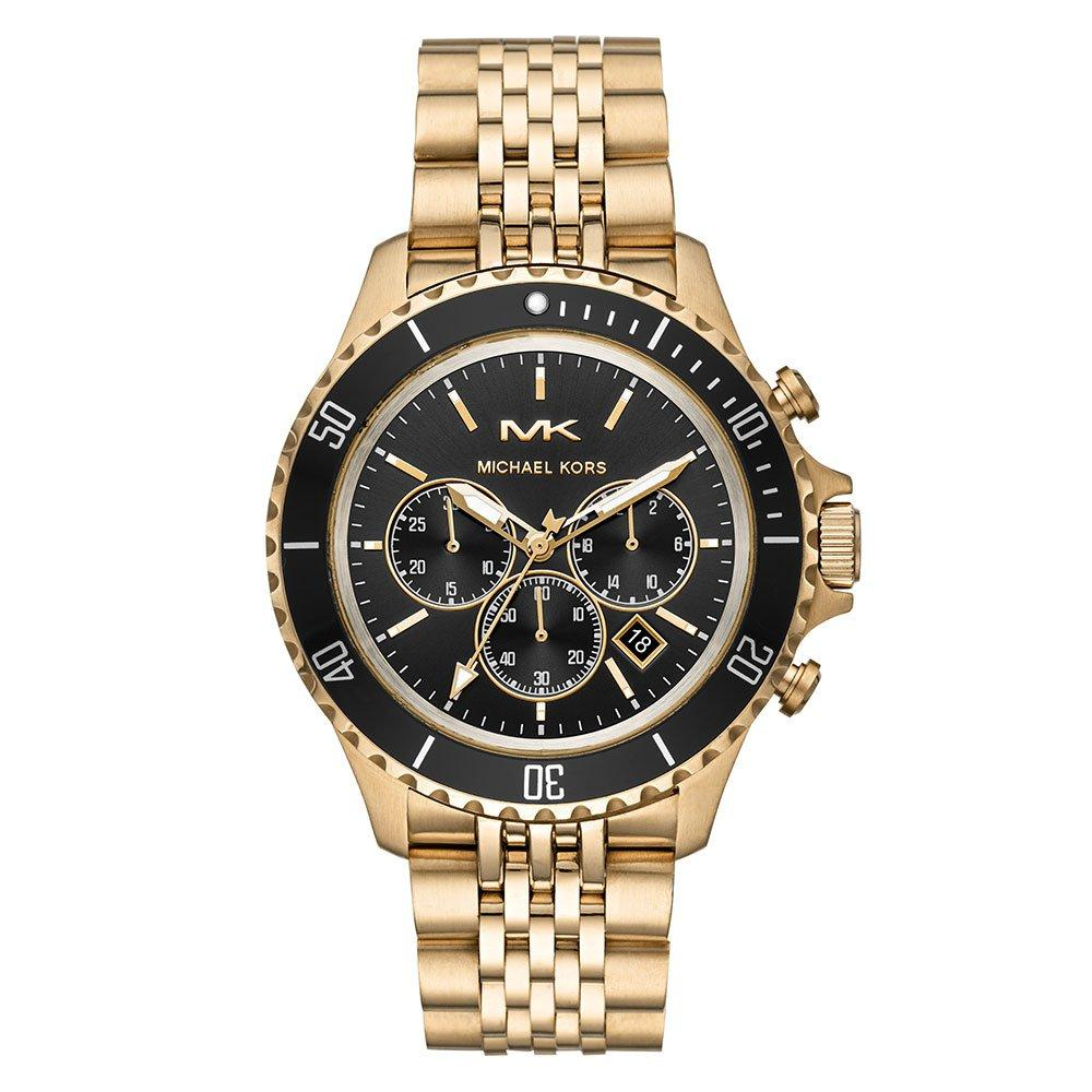 Michael Kors Bayville Gold Tone Men's Watch