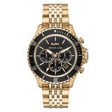 Michael Kors Bayville Gold Tone Men's Watch