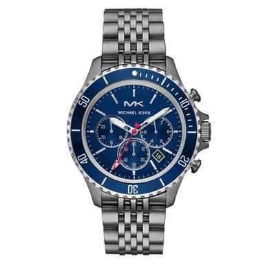 Michael Kors Bayville Gunmetal Chronograph Men's Watch