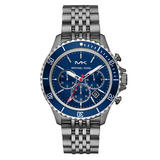 Michael Kors Bayville Gunmetal Chronograph Men's Watch