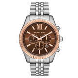 Michael Kors Lexington Two Colour Chronograph Men's Watch