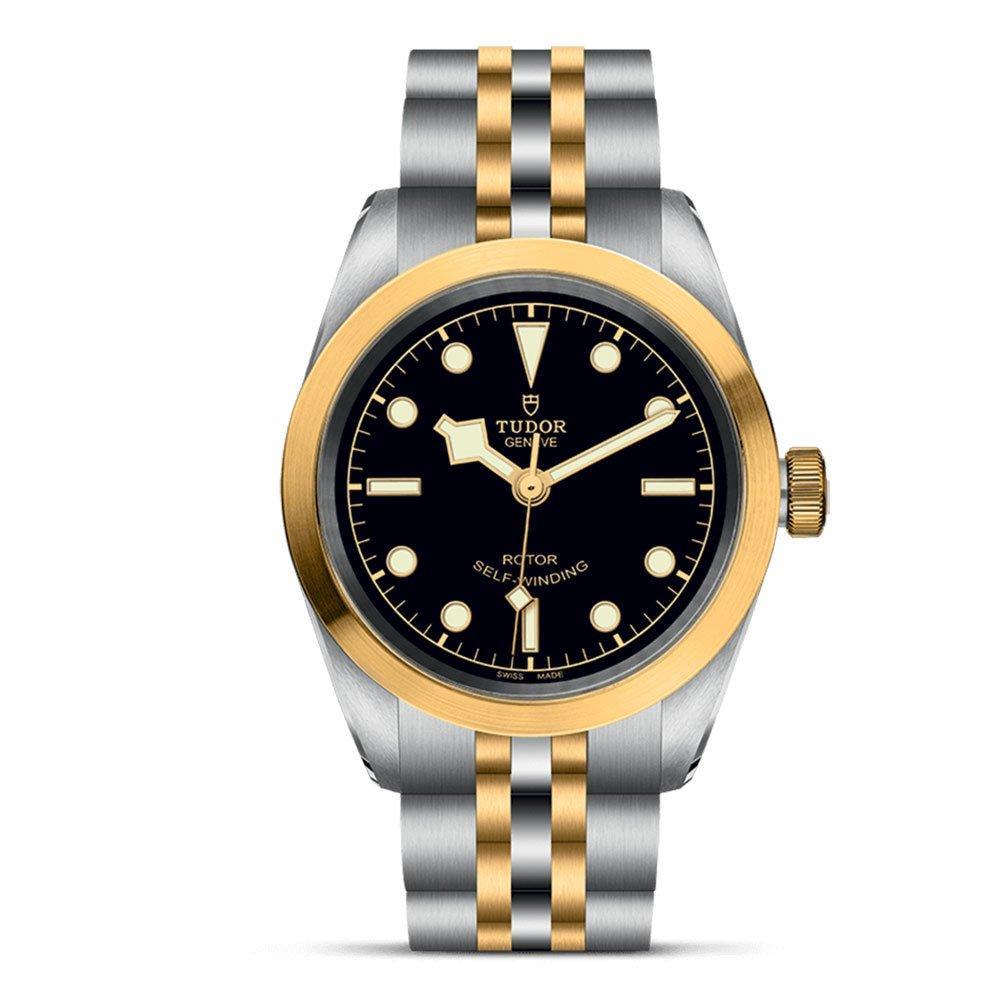 Tudor Black Bay 32 S&G Dive Automatic Ladies Watch