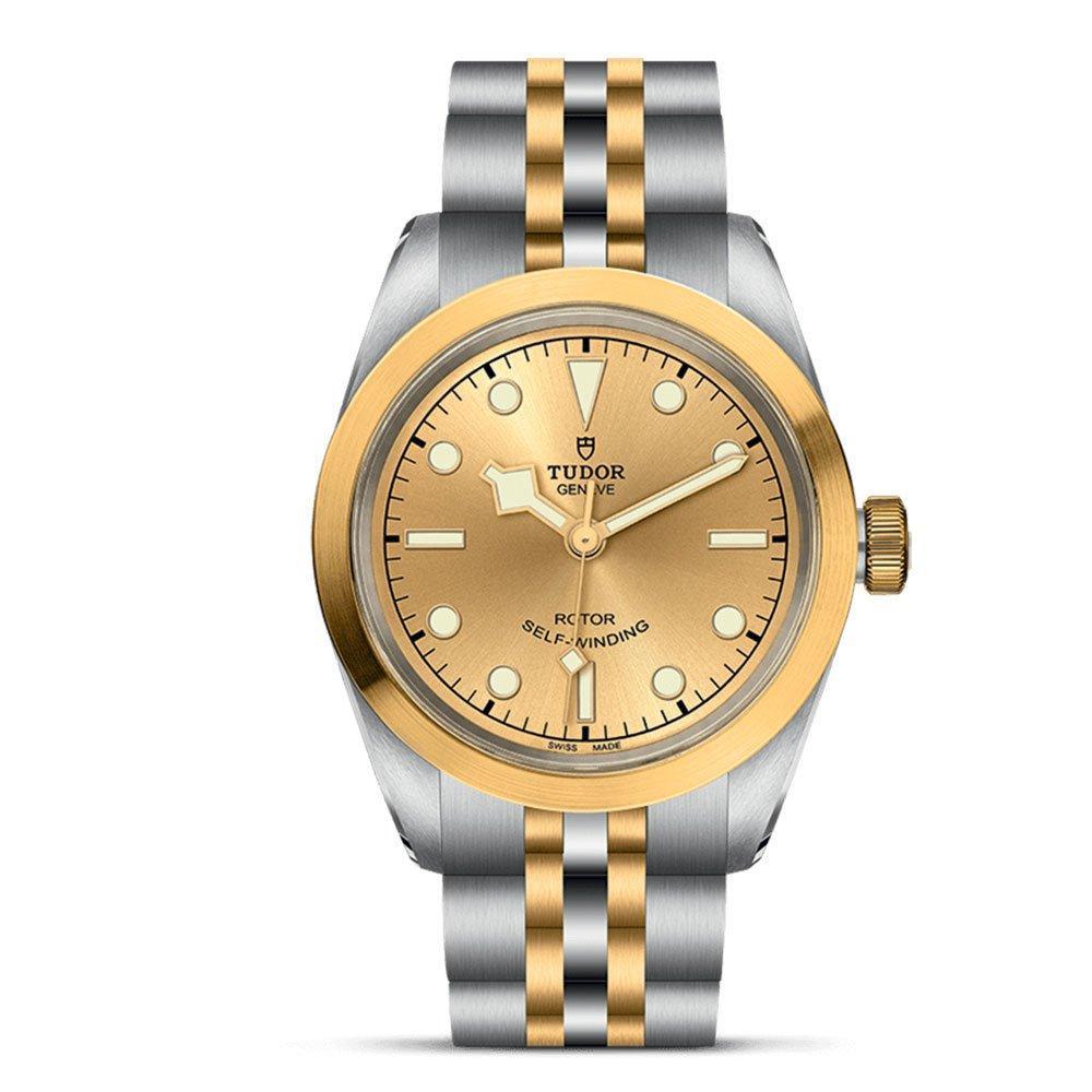 Tudor Black Bay S&G Automatic Ladies Watch