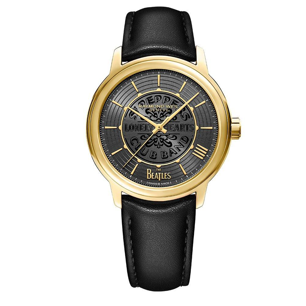 Raymond Weil The Beatles Maestro Limited Edition Gold PVD Men's Watch