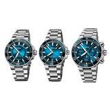 Oris Aquis Trilogy Men's Watch Set
