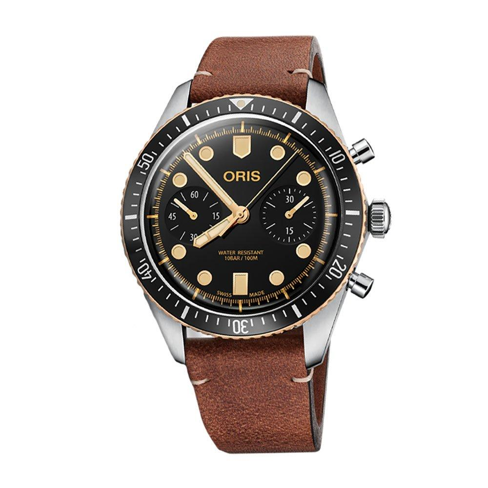Oris Divers 65 Chronograph Bronze Men's Watch