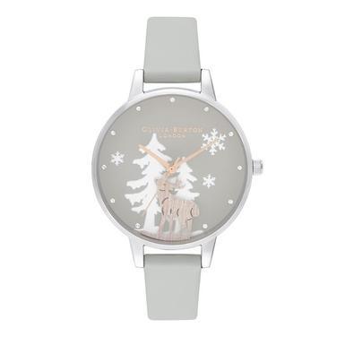 Olivia Burton Winter Wonderland Ladies Watch