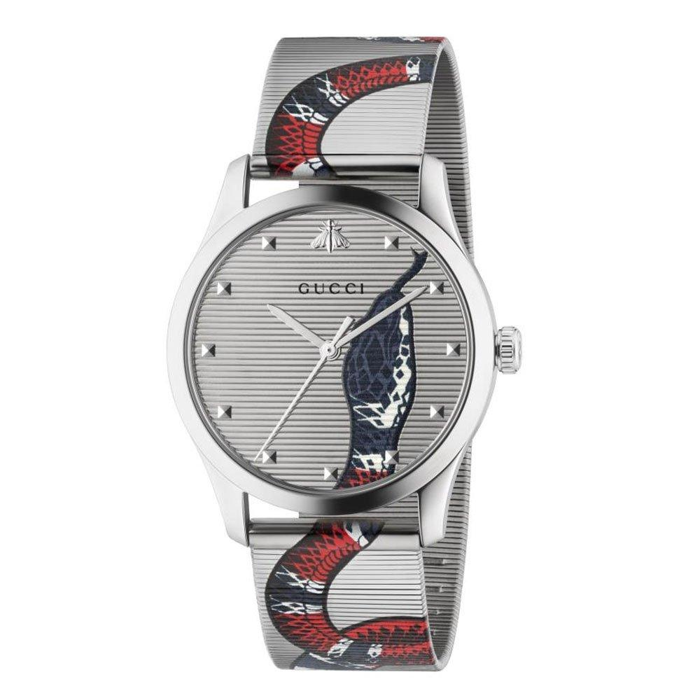 Gucci G-Timeless Contemporary Snake Men's Watch