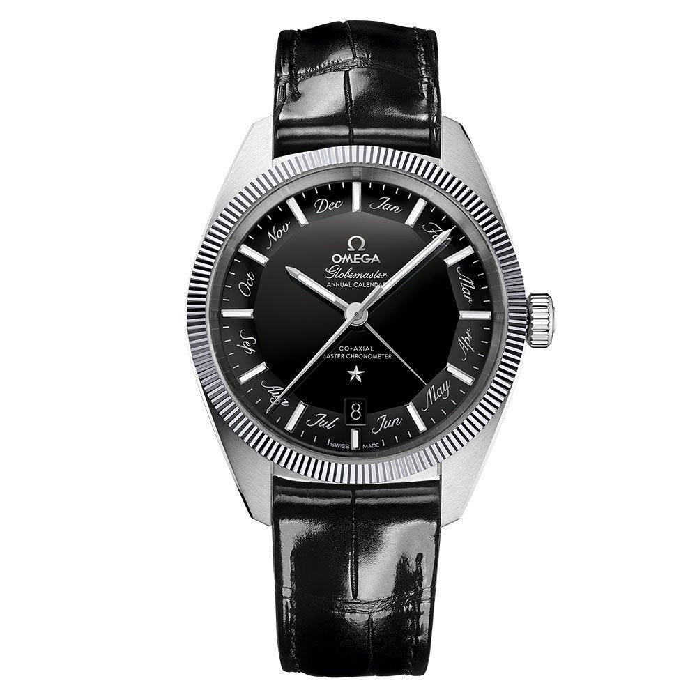 OMEGA Constellation Globemaster Co-Axial Master Chronometer Annual Calendar Men's Watch