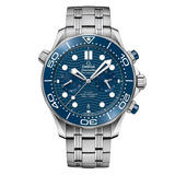 OMEGA Seamaster Diver 300m Automatic Chronograph Men's Watch