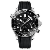 OMEGA Seamaster Diver Co-Axial Master Chronometer Chronograph Men's Watch