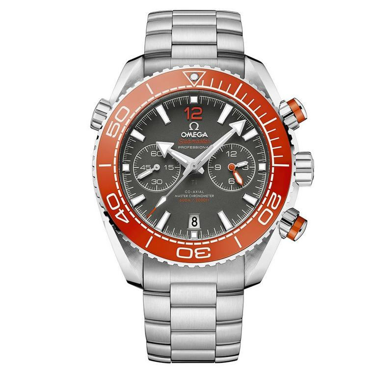 OMEGA Seamaster Planet Ocean 600m Co-Axial Master Chronometer Mechanical Chronograph Men's Watch