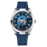 OMEGA Seamaster Aqua Terra Co-Axial Master Chronometer Worldtimer Men's Watch