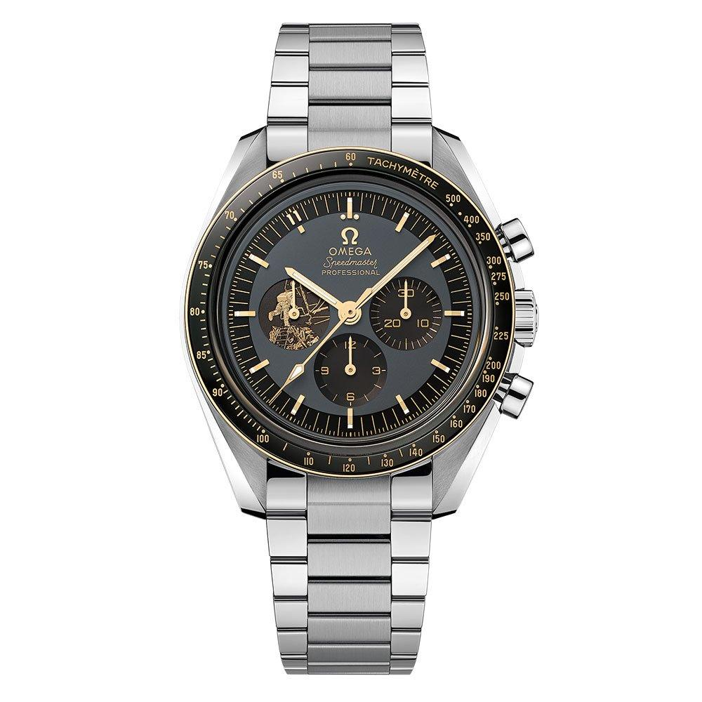 OMEGA Speedmaster Moonwatch Apollo 11 Anniversary Limited Edition Chronograph Men's Watch