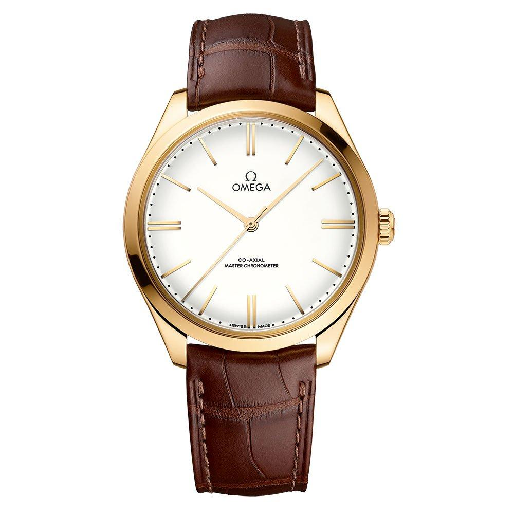 OMEGA De Ville Tresor 18ct Gold Automatic Men's Watch