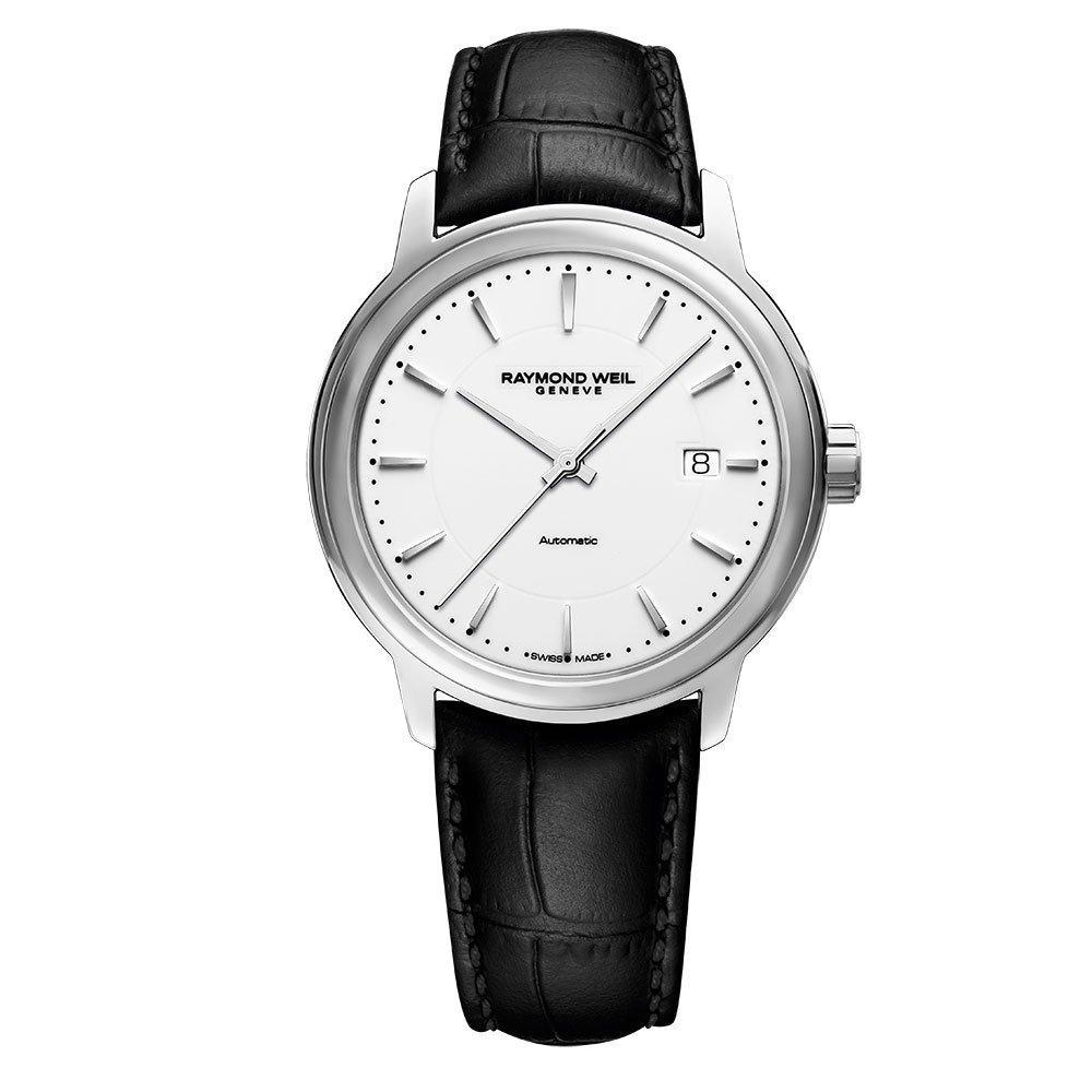 Raymond Weil Maestro Brown Automatic Men's Watch