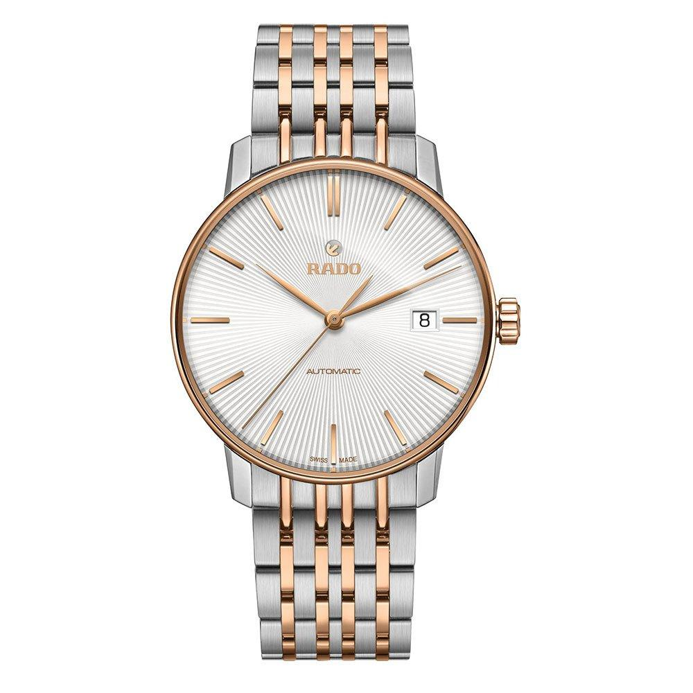 Rado Coupole Classic Steel and Rose Gold PVD Automatic Men's Watch