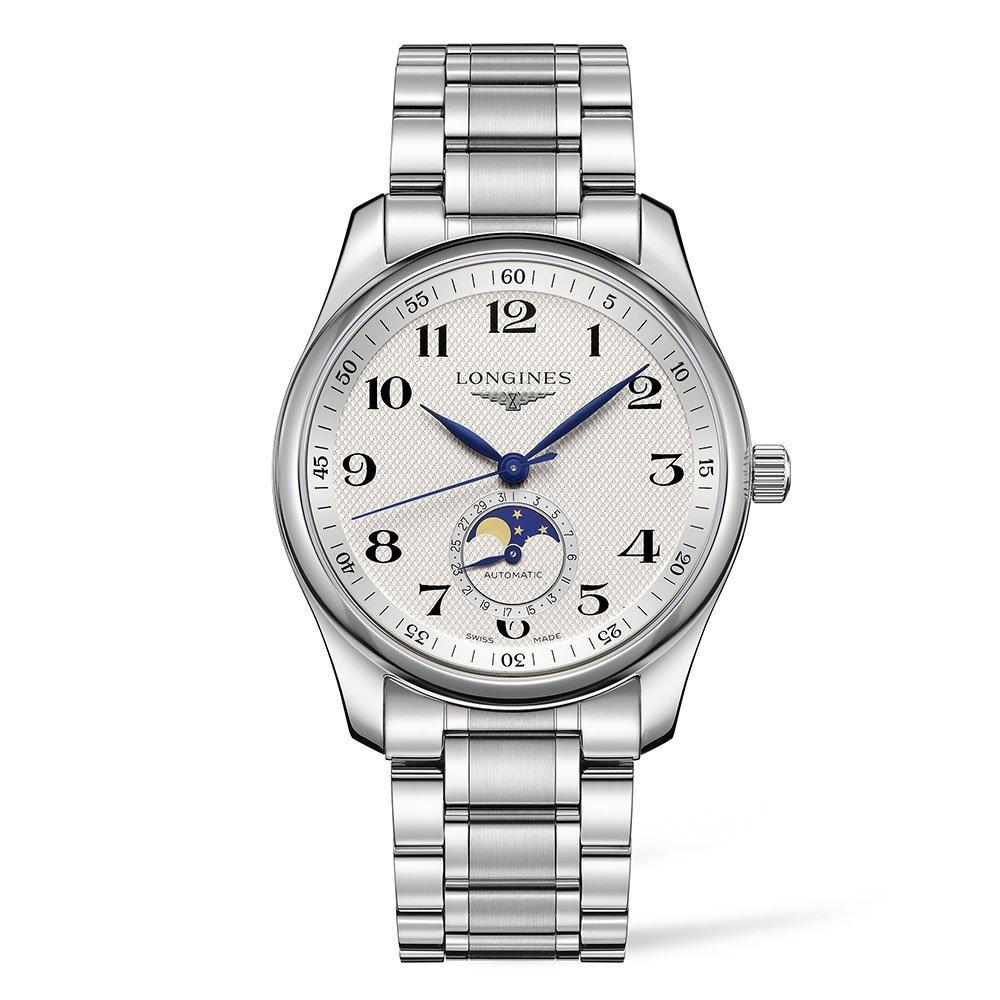 Longines Master Collection Moonphase Automatic Men's Watch
