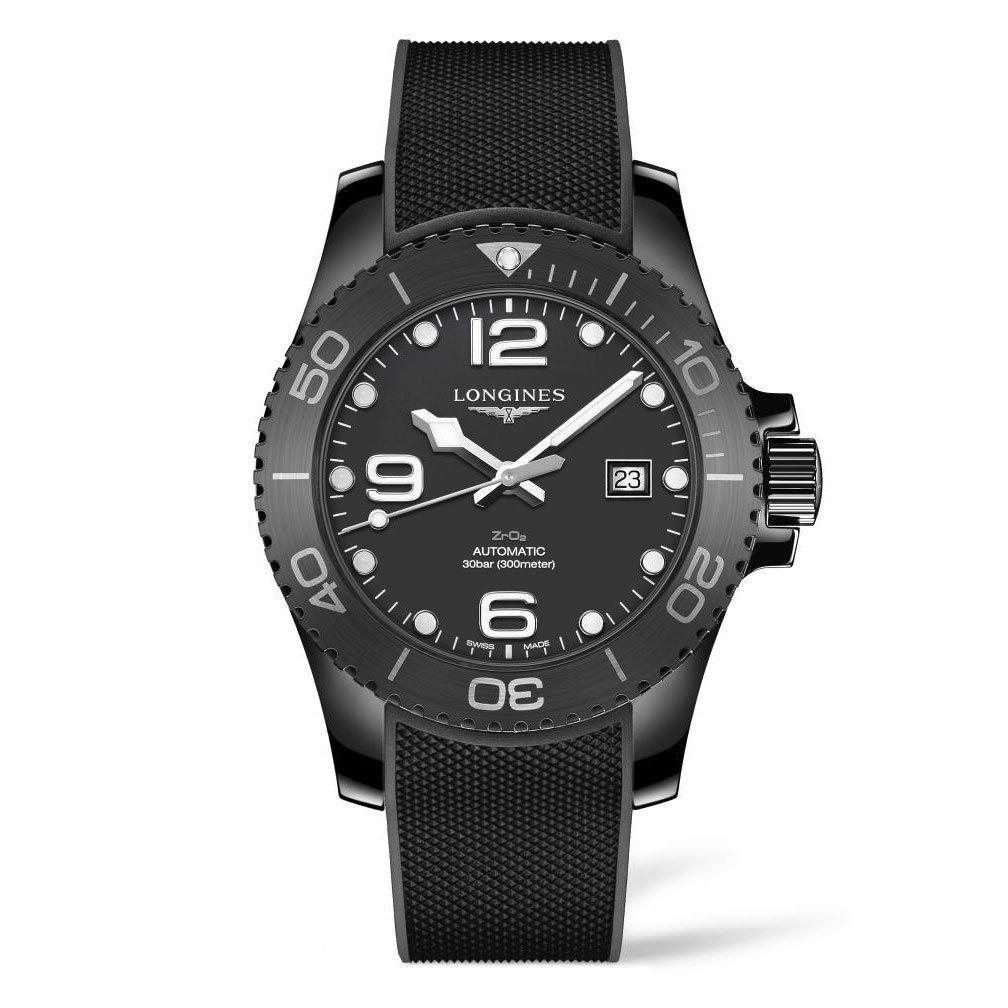 Longines HydroConquest Ceramic Automatic Men's Watch